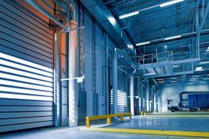 Czym są bramy przemysłowe rolowane?