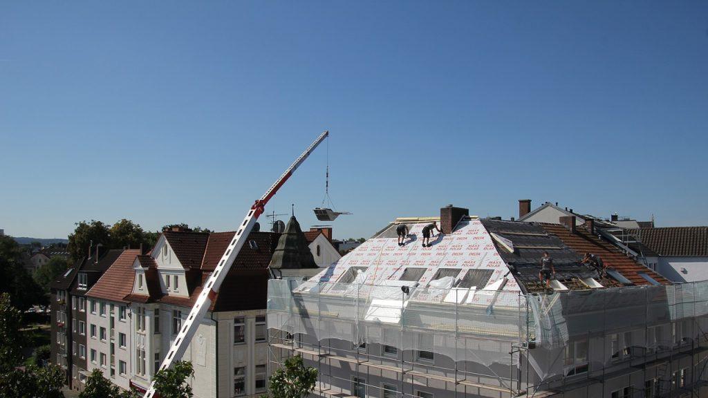 Nowoczesne systemy dachowe