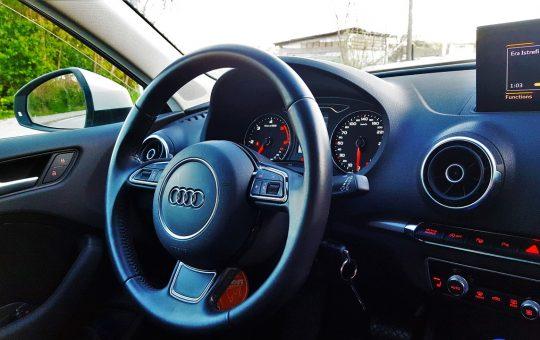 Części do samochodów Audi