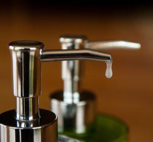 Wybór dozwoników do mydła